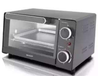 9L Sharp Oven Toaster