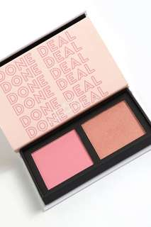 Colourpop Done Deal Pressed Powder Face Duo