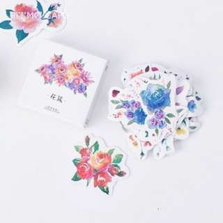 [PO] flower sticker pack