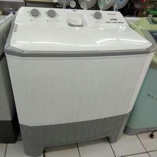 Panasonic mesin cuci 2 tabung bisa cicilan proses cepat tanpa CC