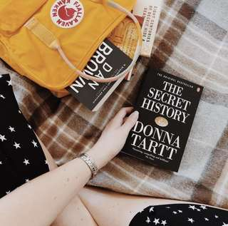 ✨ The Secret History - Donna Tartt ✨