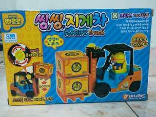 Korea Pororo Forklift Truck