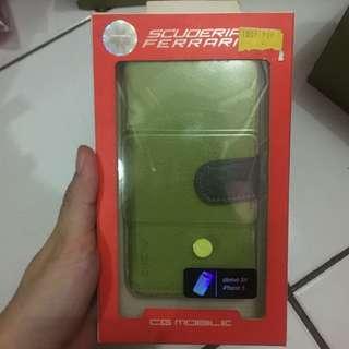 Sleeve / Slipcase Iphone 5 Ferrari