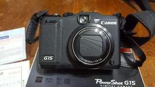 🚚 Canon G15