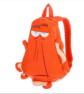 Hank from Finding Dory 2 backpack