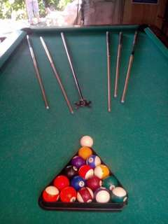 Billiard with tako...