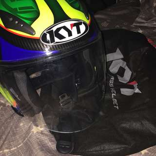 KYT Helmet