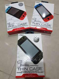 🚚 Nyko Thin Case for Nintendo Switch - Nintendo Switch