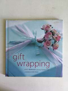 Gift Wrapping Book