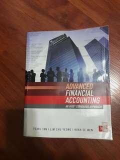 NBS AC3102 Advanced Financial Accounting