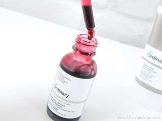 PO The Ordinary AHA 30% + BHA 2% Peeling Solution