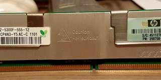 Replacement memory for MAC PRO -pre 2008 <Hynix 4GB 2Rx4 PC2-5300F RAM -8 pcs>