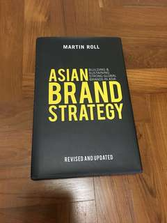 (Like New!) Asian Brand Strategy by Martin Roll
