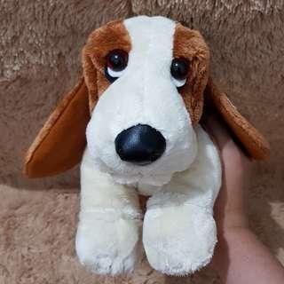 Boneka Hush Puppies Original Tengkurap size 36cm
