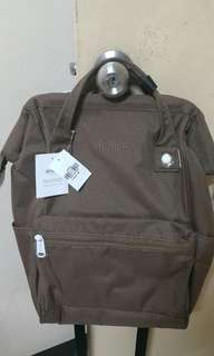 Brown Anello backpack