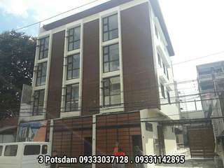 Townhouse In Cubao