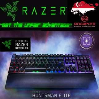 Razer Huntsman Elite – OPTO-Mech Gaming Keyboard.