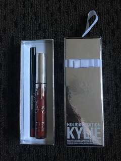 Kylie lip kit - Merry