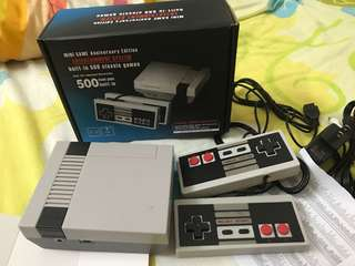 Retro Gaming Console 500game build in