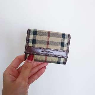 Burberry coin bag coin purse散子包