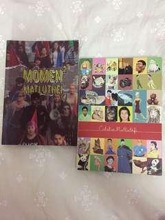 Mat Luthfi's Books