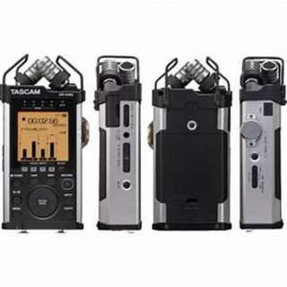 audio voice concert recorder with 4 microphone, wifi control 24bit 96kHz . TASCAM DR-44WL