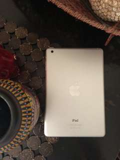 Ipad mini 16GB wi-fi only