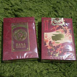 🚚 Hana (Day/Gold) Playing Cards