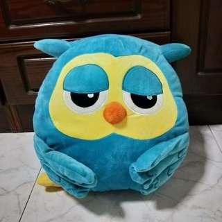 Owl Handwarmer Plush