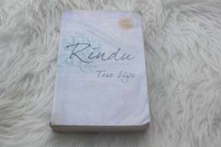 Novel tere liye - rindu