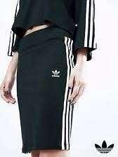 Adidas 3stripe skirt