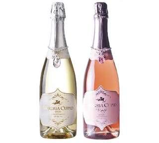 MIXICHILL Sangria Cupid Sparkling wine 水晶汽酒/玫瑰汽酒 (half bottle 375ml)