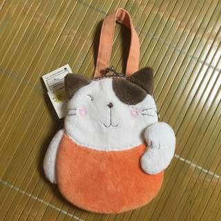 🚚 卡拉貓口襟包