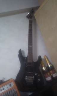 LTD electric guitar