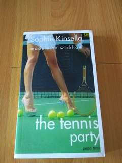 Sophie kinsella - The tennis party