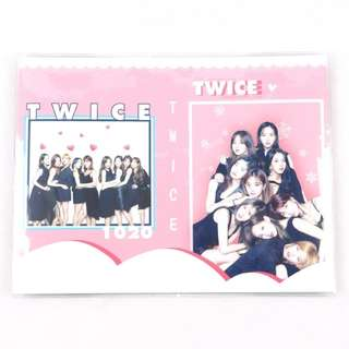 Twice Cover Binder/ Photocard holder