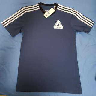 palace adidas marine tee t-shirt