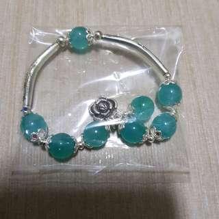 🚚 绿柱石 [Beryl] + 手链 [Bracelet] + Sterling Silver