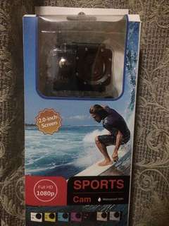 Action Camera black colour