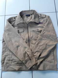 Casual jaket loco style