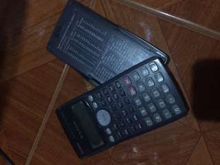 Casio Scientific Calculator fx 570ms