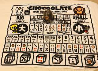 Chocolate *baby milo A BATHINH APE* 大細
