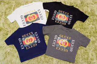 New arrival! Gucci croptop