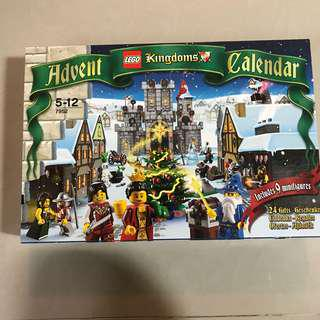 Lego 7952 - 2010 kingdoms advent calendar