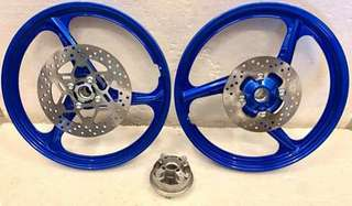 ---Package Rim For PNP Yamaha Y15ZR---