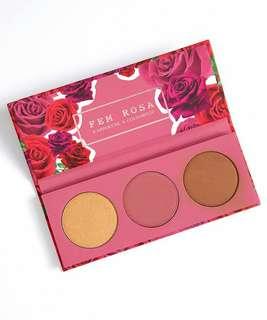 Karrueche x Colourpop Fem Rosa Her Face Palette