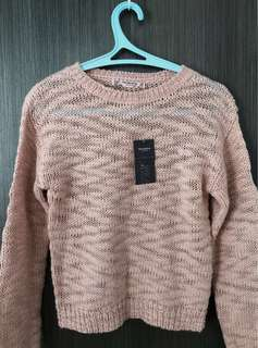 Terranova Kids Pink Knit Sweater