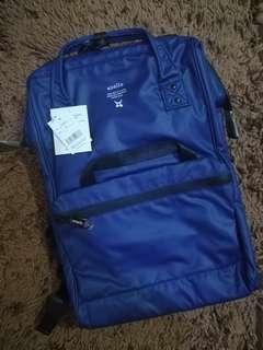 Water repellent backpack