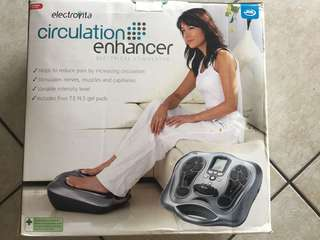 🚚 Foot massager / circulation massager