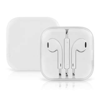 Original Apple EarPods with 3.5mm Strong Bass Headphone jack earphone earpiece